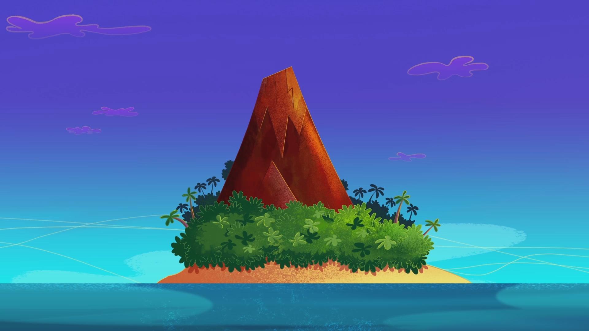 File:Zig & Sharko - Volcanic Island.PNG