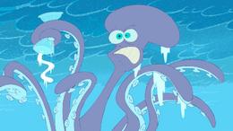 Zig & Sharko - Octopus Frozen