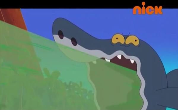 File:Zig & Sharko - Toothpaste (Le dentifrice) - Sharko.PNG