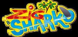 Zig & Sharko logo