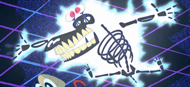 File:Zig & Sharko - Zig Electrocuted.png