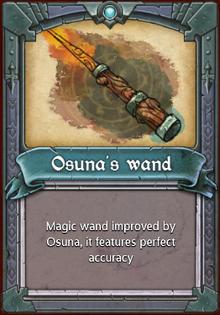 Osuna's Wand