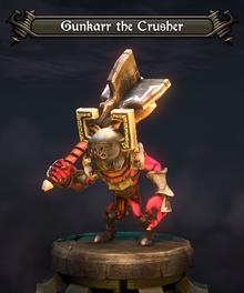 Gunkarr the Crusher