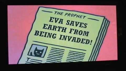 - Aliens are Evil -