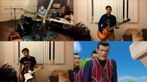 We Are Number One but when they say one it Smells more Like Teen Spirit