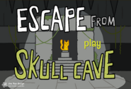Escape From Skull Cave Title Screen