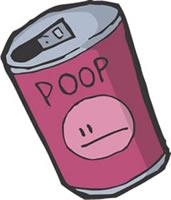 Poop can