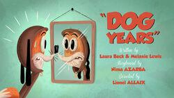 Dog Years-titlecard