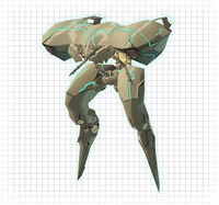 (59) Zone of the Enders 2nd Runer - Clod