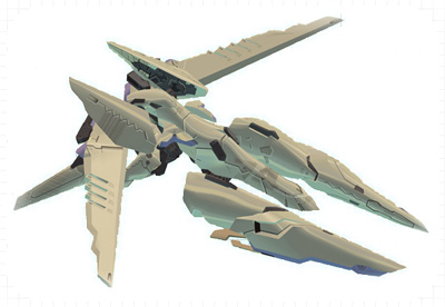 File:(47) Zone of the Enders 2nd Runer - Vic Viper Flight mode.jpg