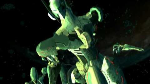 Anubis Zone of the Enders Boss Final