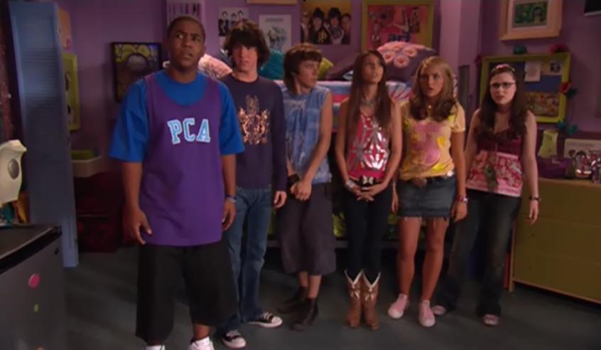 Zoey 101: Season 1 Episode 4 - TV on Google Play