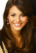 Victoria Justice as Lola Martinez in Zoey 101