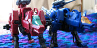 Video Game Exclusive Zoids