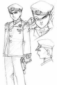 Concept Manga Karl
