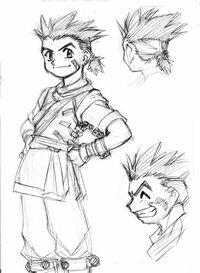 Concept Manga Van