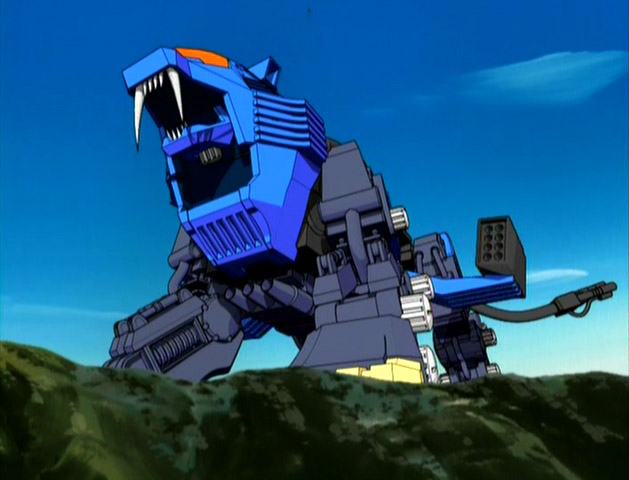Shield Liger  Zoids Wiki FANDOM Powered By Wikia