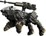 Shield Liger - Zoids Assault