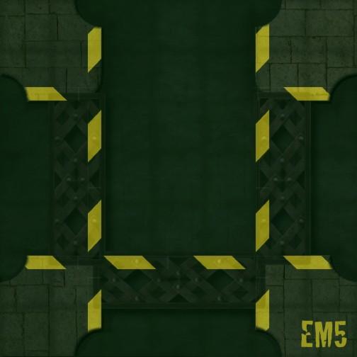 Egoutes De La Morte EM5