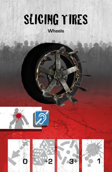 Vehicle Equipment Wheels Slicing Tires