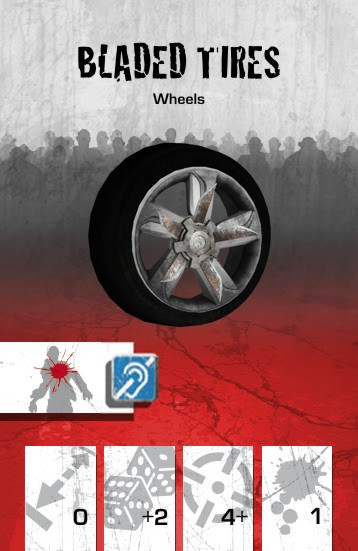 Vehicle Equipment Wheels Bladed Tires