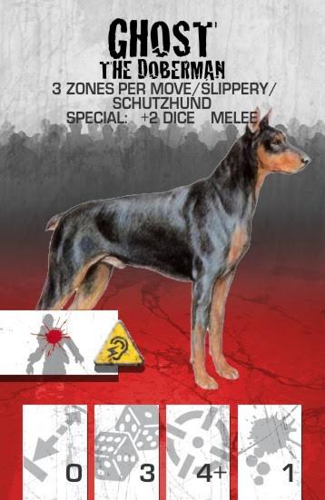 Dog Companion Doberman