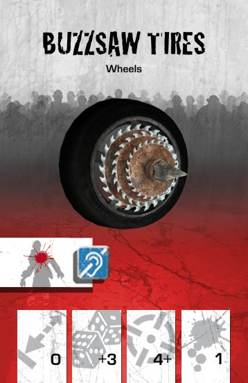 Vehicle Equipment Wheels Buzzsaw Tires