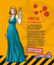 Thaissa Kickstarter Image