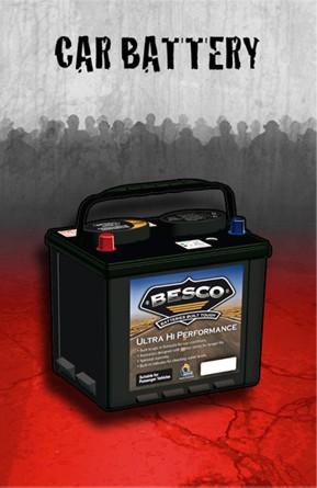 Vehicle Equipment Car Battery