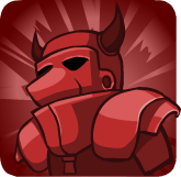 Icon Red Knight
