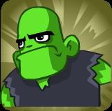 Icon Giant Zombie