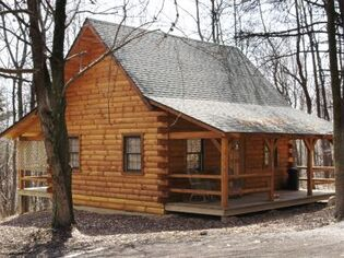 Couples cabin