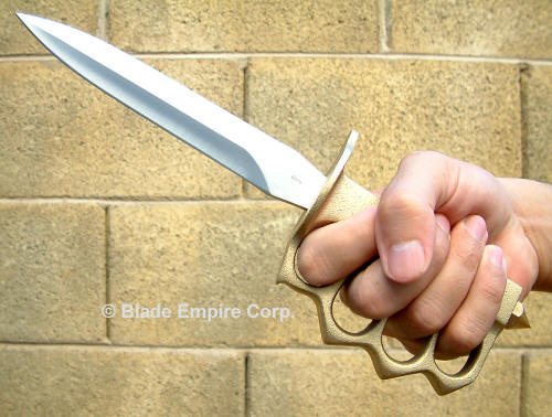 File:WW1 Trench Knife with Knuckle.jpg