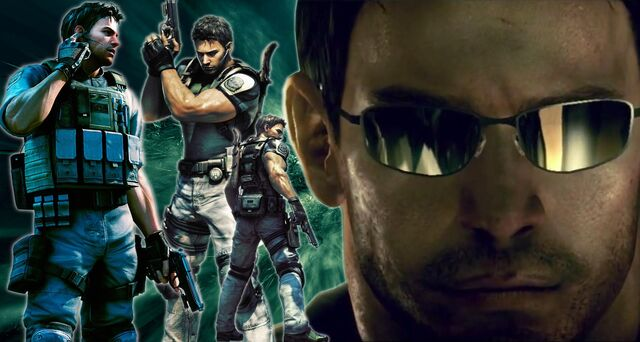 File:Resident Evil 5 Chris Redfield by Farah456.jpg