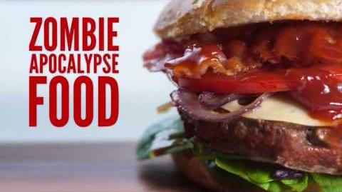 Zombie Apocalypse Guide What To Eat In The Zombie Apocalypse