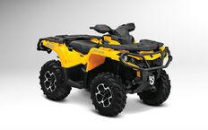 Outlander-1000-800r XT 1000 Yellow
