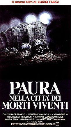 Ein Zombie hing am Glockenseil Poster