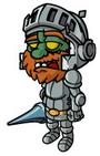 Zombie Knight Arthur