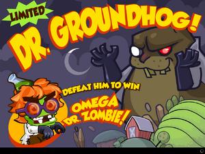Dr.Groundhog
