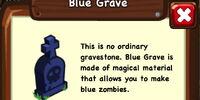 Blue Grave