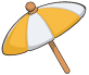 File:Yellow Umbrella.png