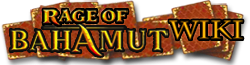 Rage of Bahamut Wiki Wordmark