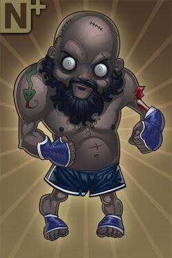 MMA Fighter+