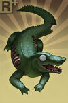Alligator+
