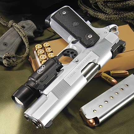 File:Silver pistol tan ammo box.jpg