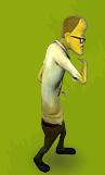 Salesman Zombie