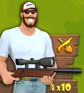 Hunting Rifle non bunny