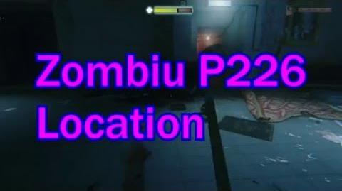 Zombi P226 location