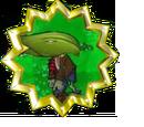 Cob Cannon Zombie Badge