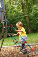Ben at the Playground